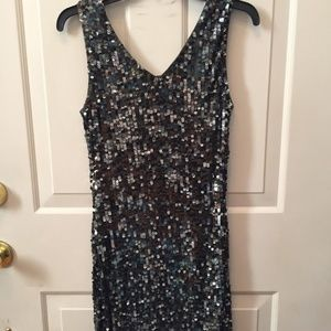 Katia sequinned dress, size S
